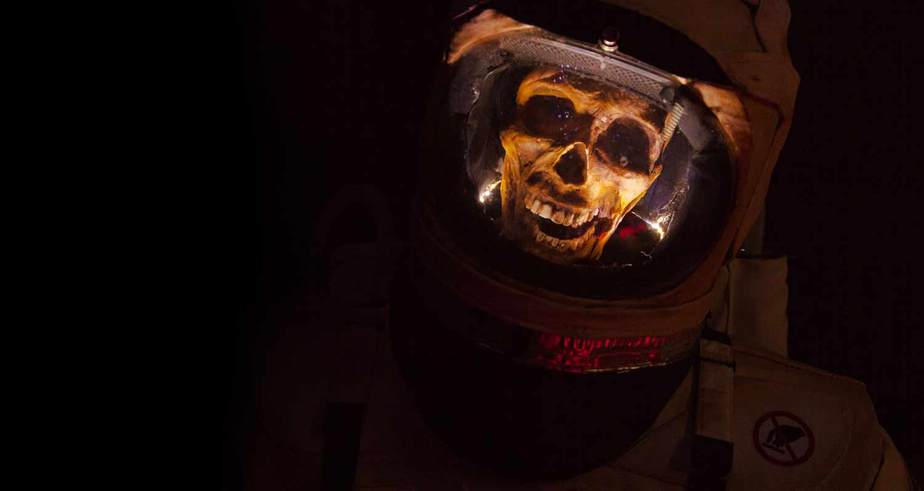 scheletro spaziale marte scenografia escape room