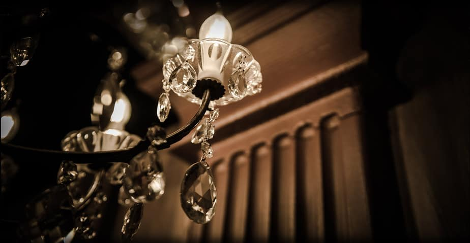 decorazioni vintage scenografia escape room