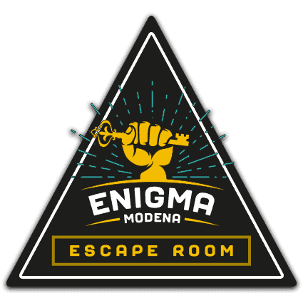enigma modena escape room logo