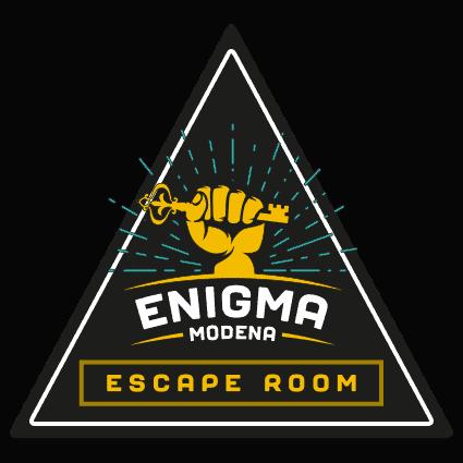 enigma modena escape room logo